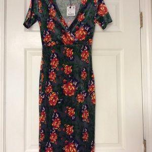 Ladies Velvet Dress Size Small NWT